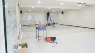 Construction: conference Suite 2