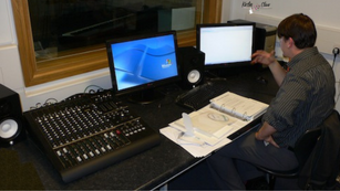 Stockly Academy Recording studio