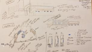 Dressing room Concept 2