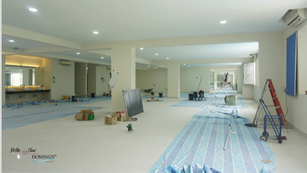 construction:  Conference lounge 10