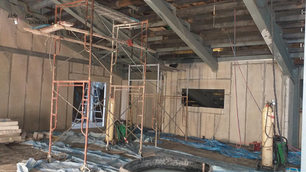 Control Technical Room: Build