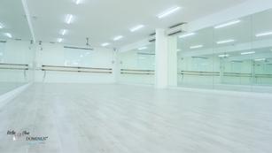 construction:  Dance Studio 8