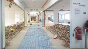 Construction: Conference Lounge 6