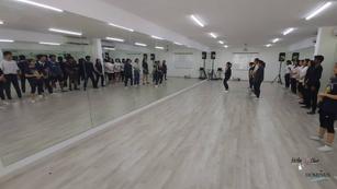 Construction: Dance studio 5