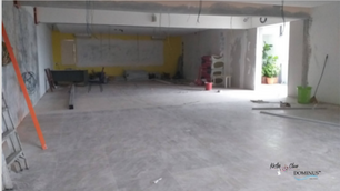 Construction: Auditorium 6