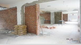 Construction: Conference Suites 3