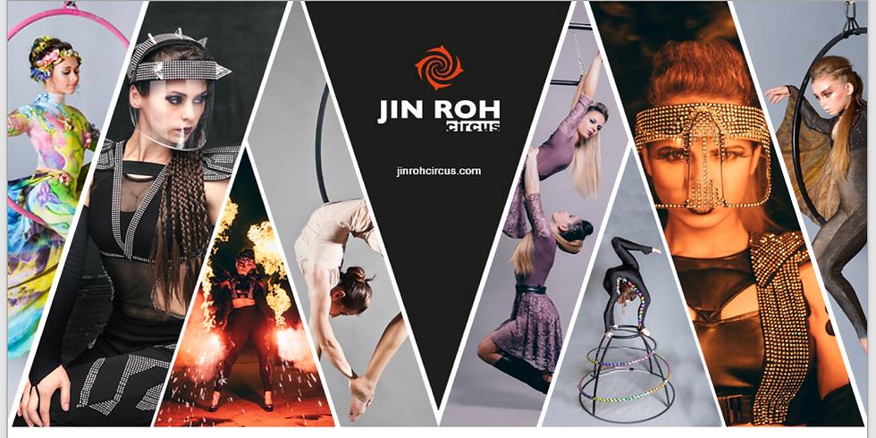 Jin Roh Circus:  Alice in Wonderland