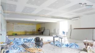 Construction: Auditorium 5