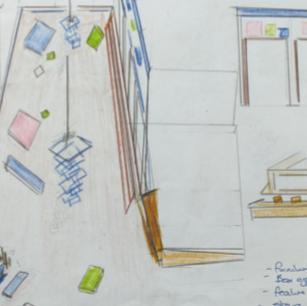 Sketch Foyer: Concept 4