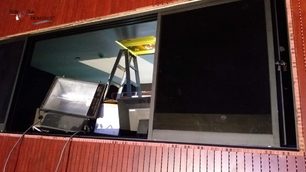 Control room Sliding Window