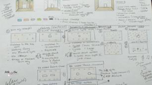 Sketch: steinway suites. Acoustics & Lights 2