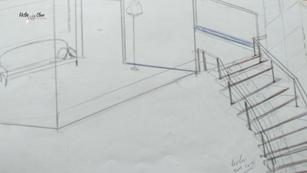 Sketch VIP suite: Concept  1