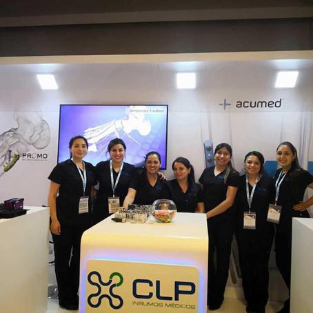 CLP Insumos Médicos en el 54° Congreso Nacional de Traumatología de Chile