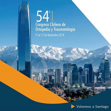 54° Congreso Nacional de Traumatología de Chile