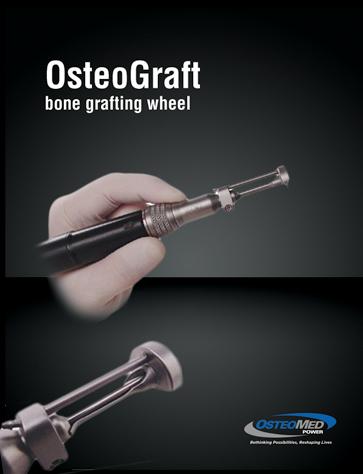 OSTEOGRAFT BONE GRAFTING WHEEL