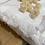 Thumbnail: NAPPE LIN FRANGEE Blanc - Linenme