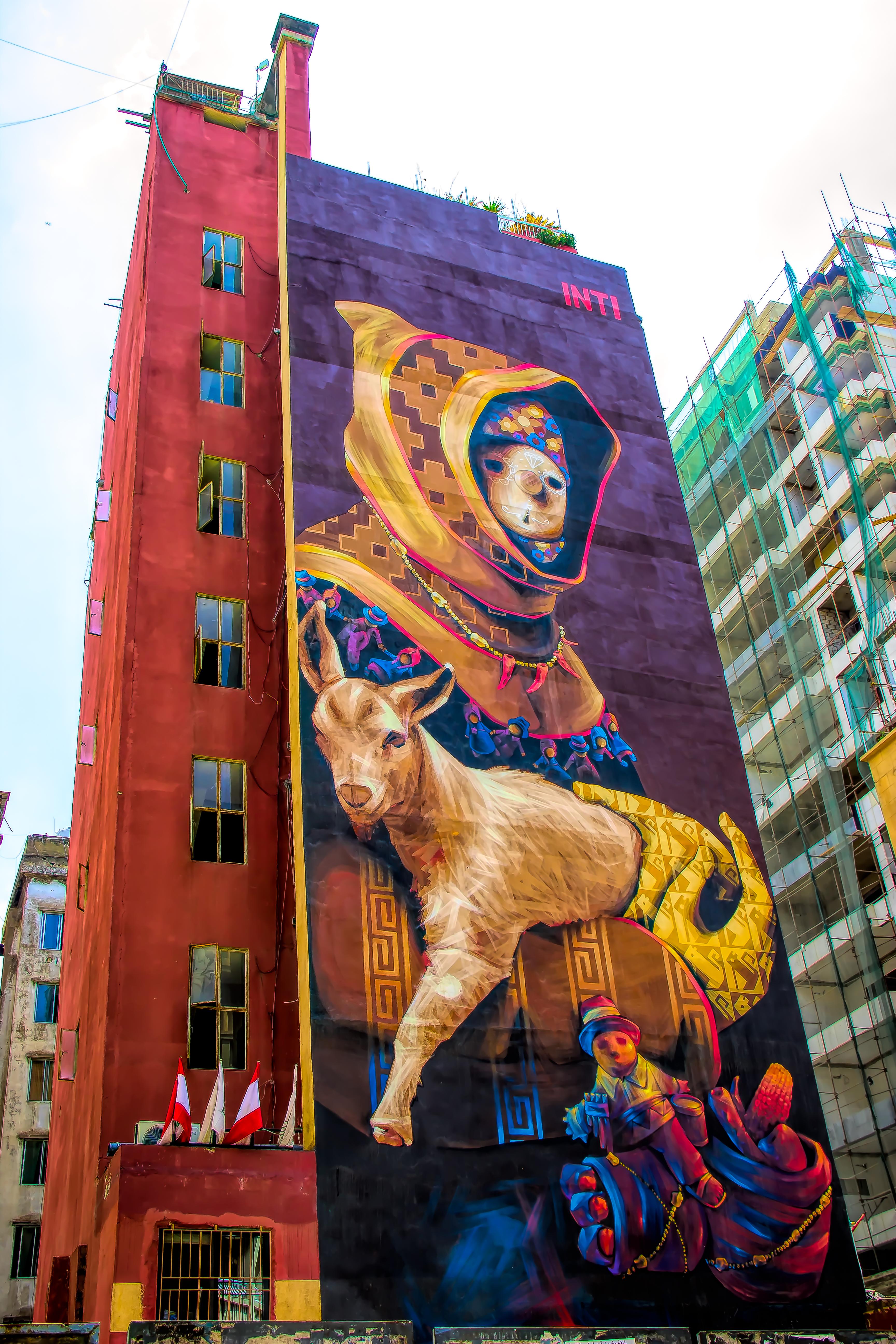 Artist: INTI (Chili)