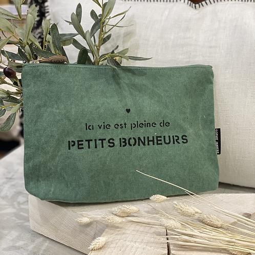 TROUSSE PETITS BONHEURS Vert - Sophie Janière