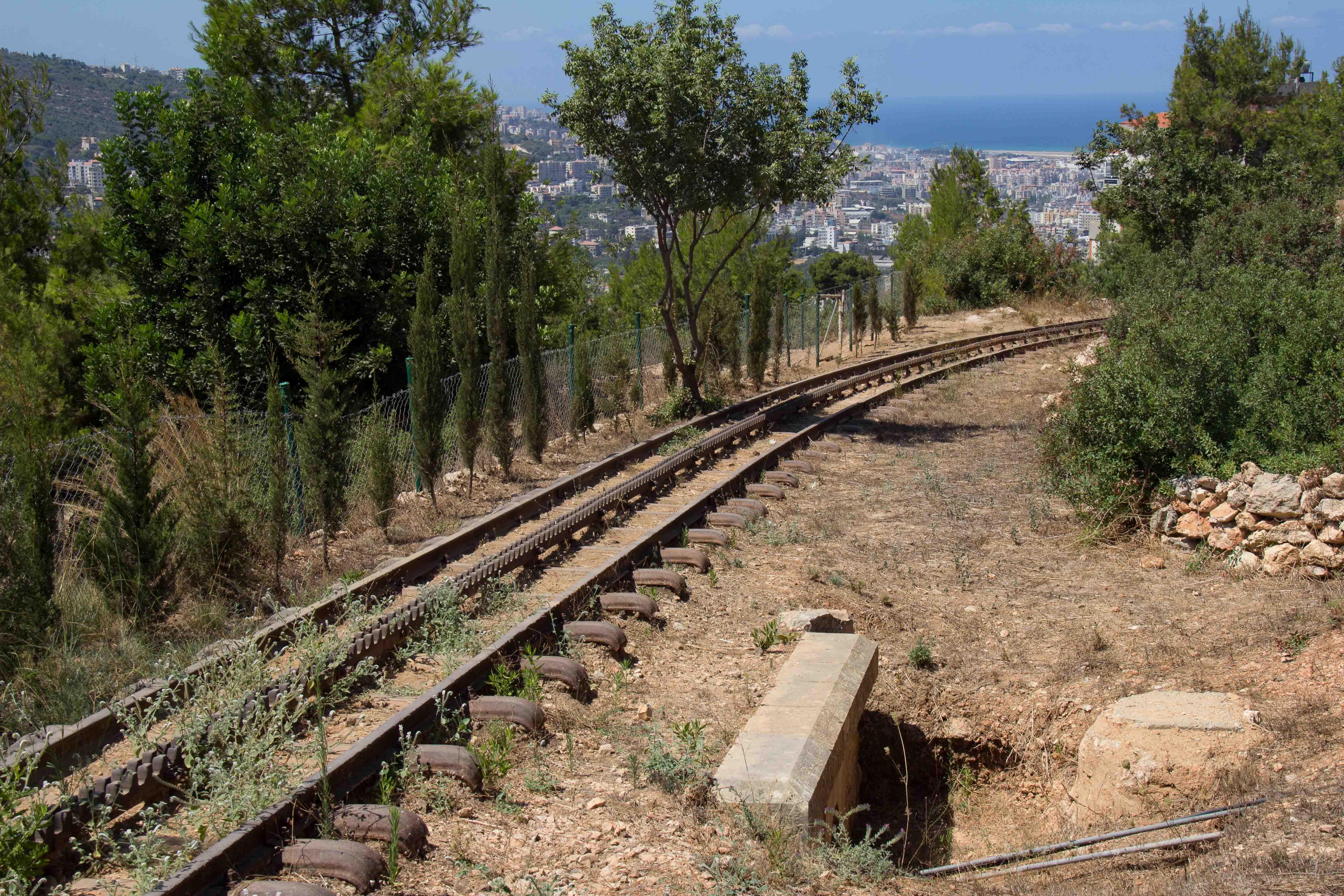 RAILWAY BAABDA FOREST