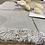 Thumbnail: SERVIETTE DE TABLE LIN FRANGE Naturel - Linenme