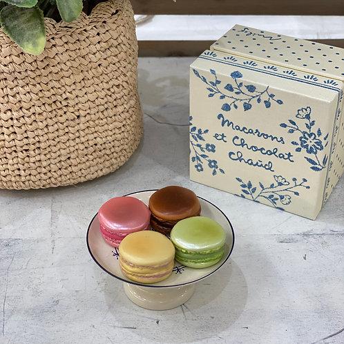 Macarons et chocolat chaud Maileg