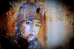 Artist: C215-Christian Guémy