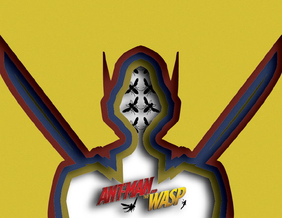 Ant-Man and the Wasp Fan Creation
