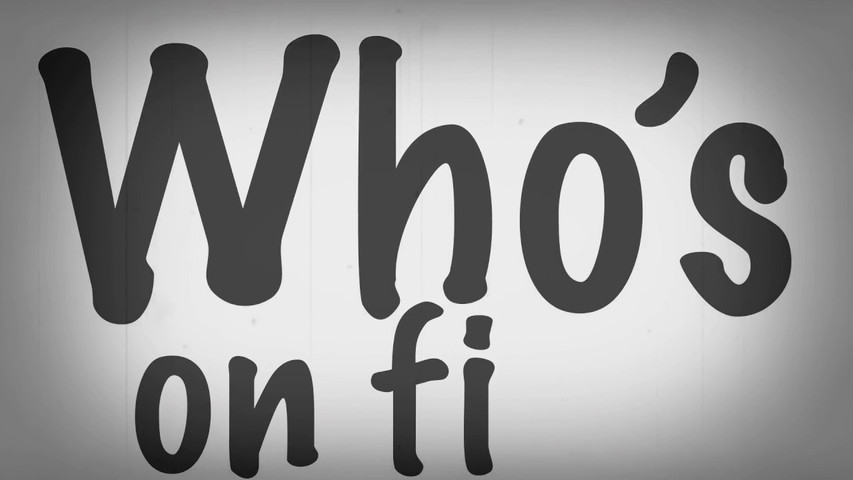 Who's On First - Kinetic Typography