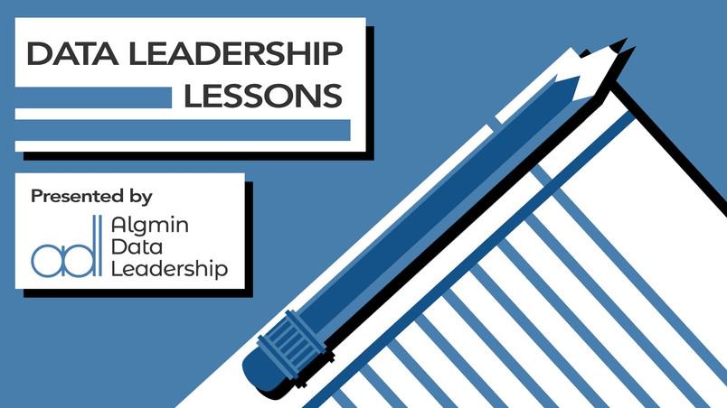 Data Leadership Lessons Intro