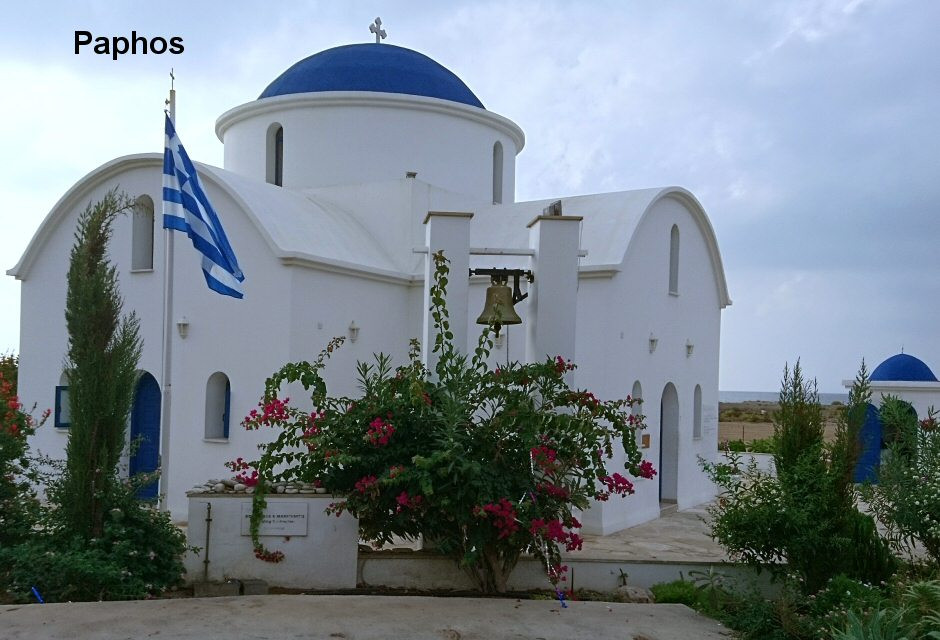 Paphos Church
