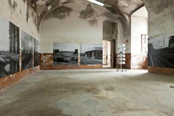 Biennale di Alessandria, Fotografia Contemporanea 2011, installation view