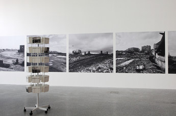Vakkum, Installation view, Museion, Bolzano 2009