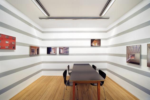 Installation bei Kunst Meran Merano Arte, 2013