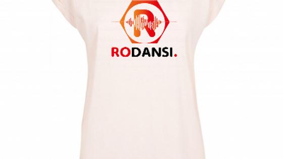 Rodansi t-shirt dames