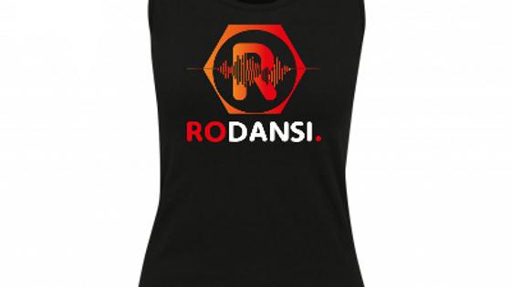 Rodansi tanktop dames