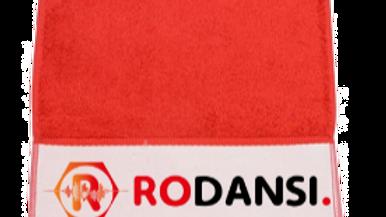 Rodansi Handdoek 50x100 cm