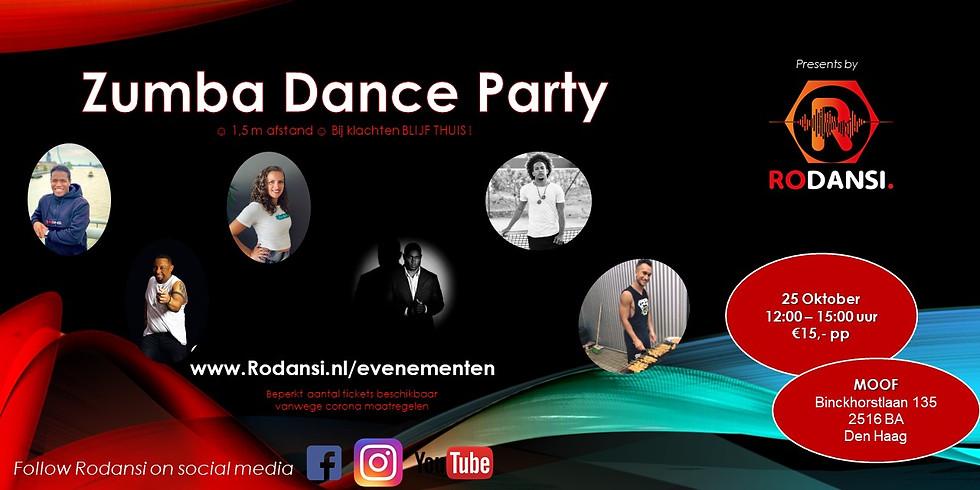 Rodansi Zumba Dance Party