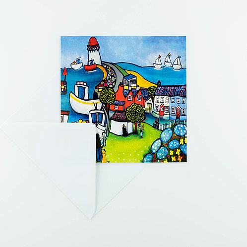 Burry Port Cards - pack of six