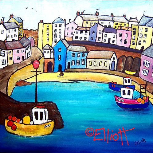 Tenby Blue Harbour