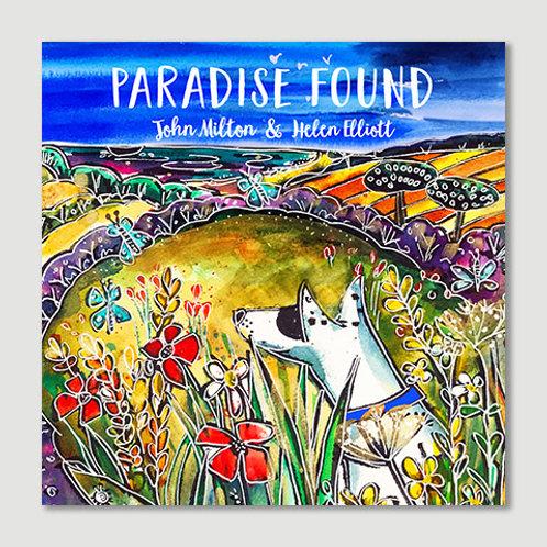 Paradise Found - book
