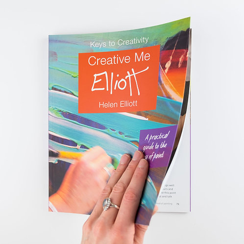 Creative Me: A Practical Guide to the Joy of Paint