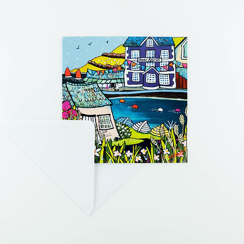 Aber Aeron Summertime Cards - pack of six