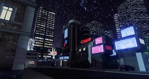 Future VR World with Canon