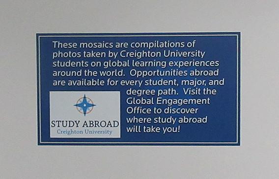 Mosaic Wall Information