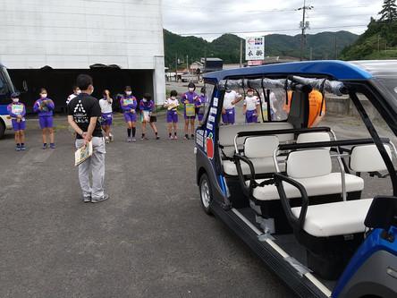 児童と自動運転【9月29日】