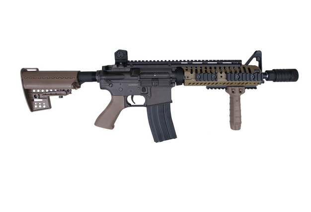 AR15 short barrel rifle