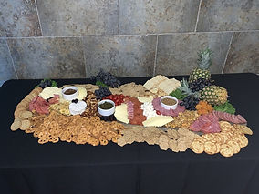 Apple Junction Catering Charcuterie Table