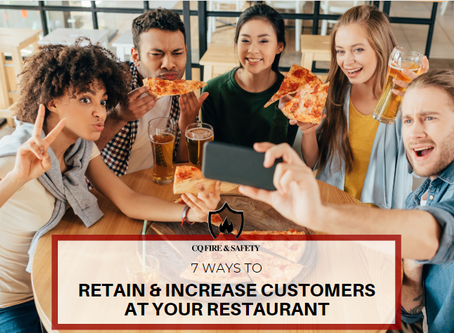7 Ways to Retain & Increase Customers at Your Restaurant