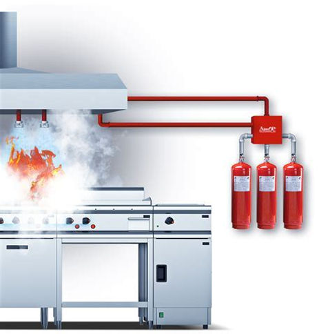Kitchen Fire Suppression Systems Installation And Inspections