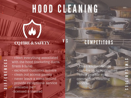 What to Look For in a Hood Cleaning Company